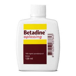 Meda Betadine Lösung