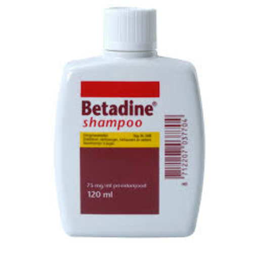 Meda Betadine shampoo