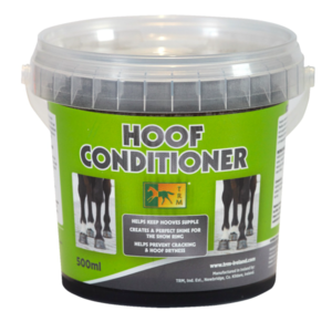TRM-Ireland Hoof Conditioner Black