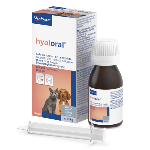 Virbac Hyaloral- HOND