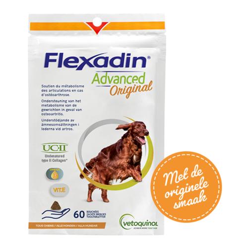 Vetoquinol Flexadin Advanced Origineel