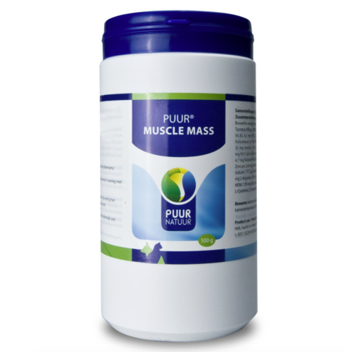 Puur Muscle Mass - DOG