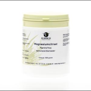 De Groene Os Magnesium Citrate