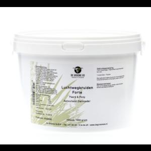 De Groene Os Respiratory herbs Forte