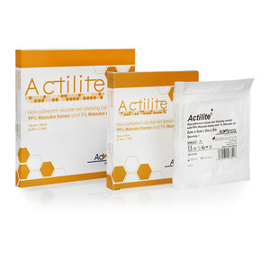 Advancis Actilite Non adhesive viscose netverband