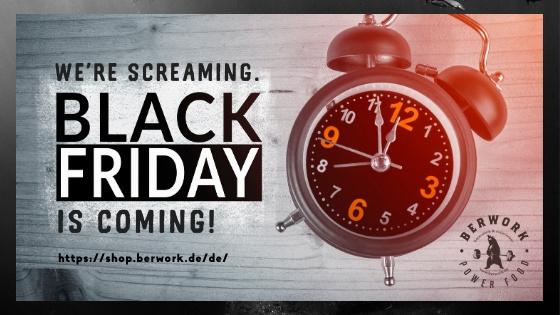 """Whoop whoop Der """"black Friday"""" kommt!"""