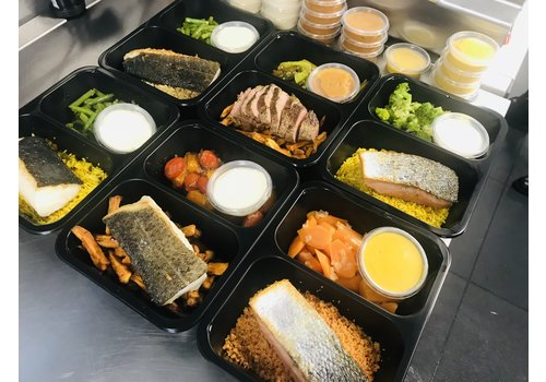 Lean Meals 40 stuks