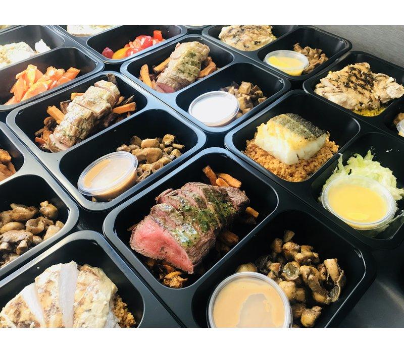 Smaakvolle maaltijden met de juiste bouwstoffen om te groeien