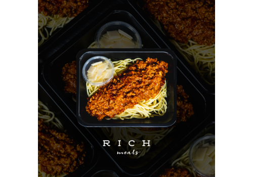 Rich-Meals Spaghetti Bolognese