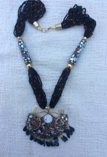 Indian jewellery necklace