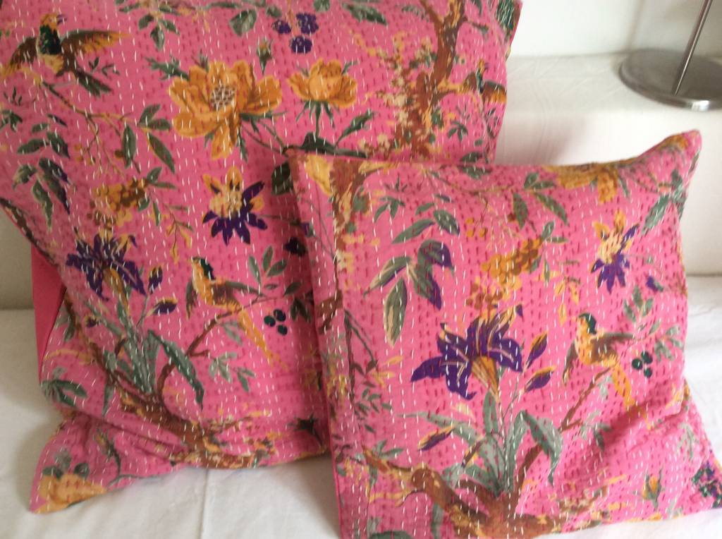 Scatter cushion happy hippy home