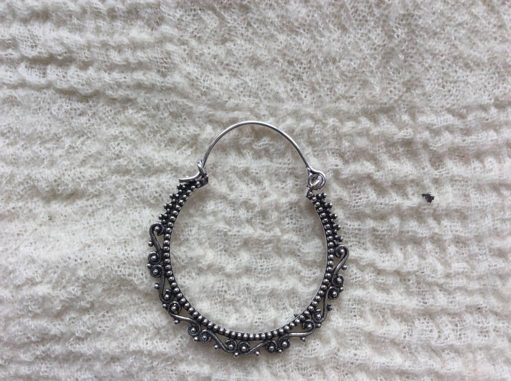 Earring handmade bohemian style