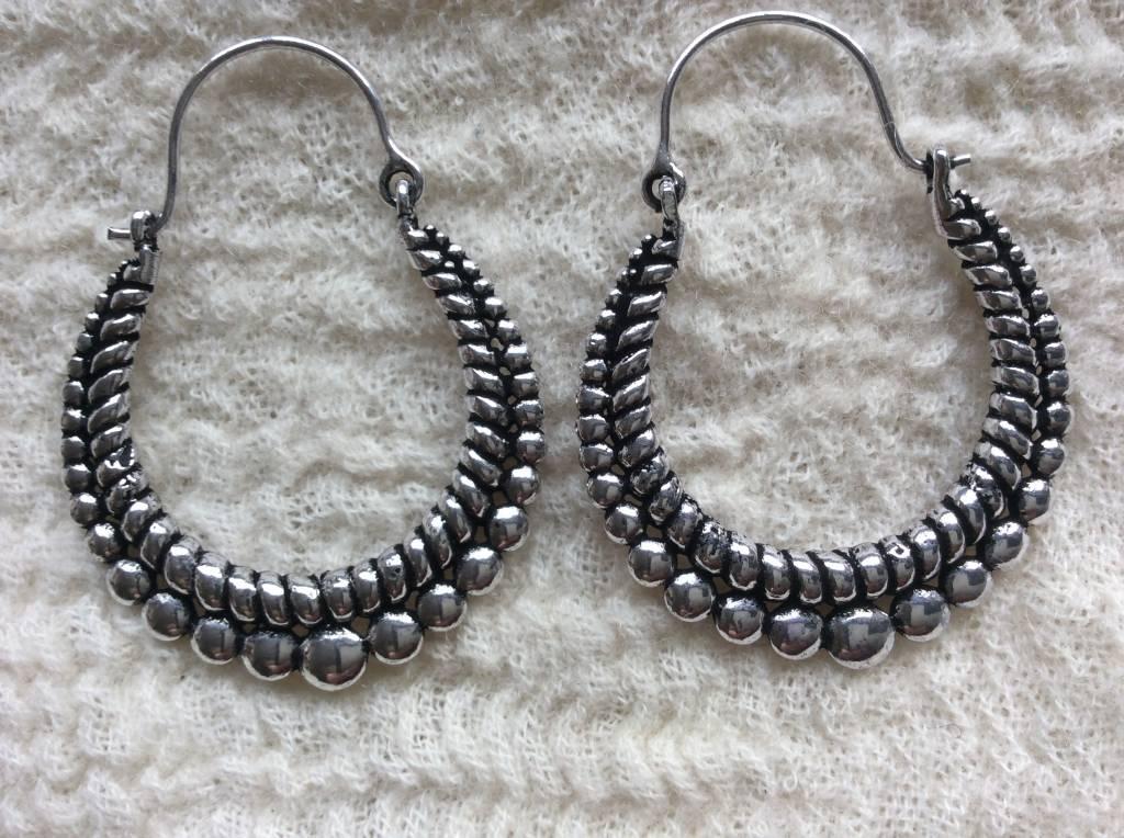 Earring handmade bohemian gypsy style