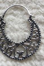 Bohemian earrings  gypsy  Ibiza style