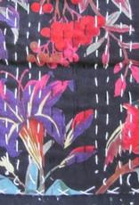 Bedspread hippy night India quilting   220 x 240cm