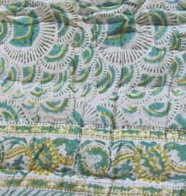 Bohemian katoen quilt