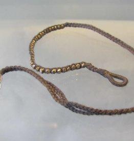 Bracelet silver Double Wrap