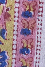 Bedsprei  delicaat  bloemen 220 x 240 cm