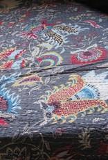 Bedspread  retro counterpane  Indian  quilting Gudri double
