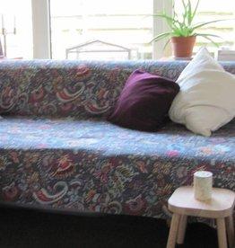 Beddensprei gudri, twee persoons bohemian Indiase quilting hippie retro slaap kamer sprei   -