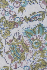 Grand Foulard, Beddensprei,  Kleurrijke Bohemian Slaapkamer