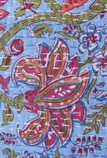 Bedspread  Gudri  double bohemian hippie romantic  counterpane