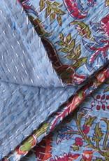 Beddensprei gudri, retro  stof double bohemian zigeuner slaapkamer sprei
