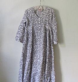 Block Print (over) jurk
