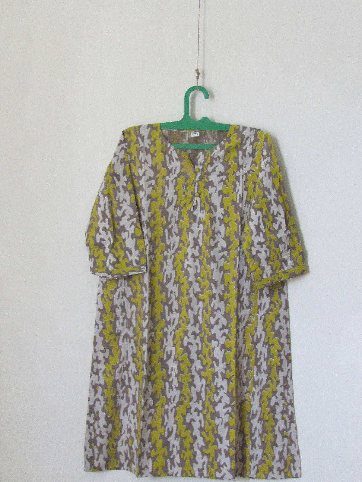 Kurta Tunic,  Yoga  Slaap,  Home wear, lounging clothes.