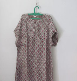 Kurta Tradional Indian Yoga  Garment