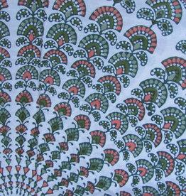 Bedsprei  grandfoulard 220 x 240 cm