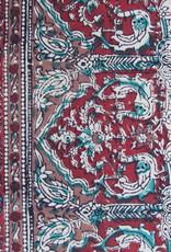 Bedsheet Bohemian,  Indian  Mughul bedspread, Grand Foulard , Tabel Cloth,