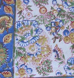 Grand foulard, Tafelkleed, Picnickleed, Beddensprei,