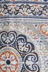 Bedspread  double  India bohemian  quilting  gudri/kantha
