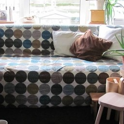 Beddensprei gudri, retro  stof single hippie bohemian  slaapkamer sprei