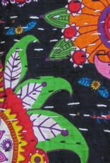 Bedspread  Gudri  single retro bohemian