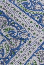 Bedsheet Bohemian ,  Indian bedspread, Grand Foulard , Tabel Cloth,