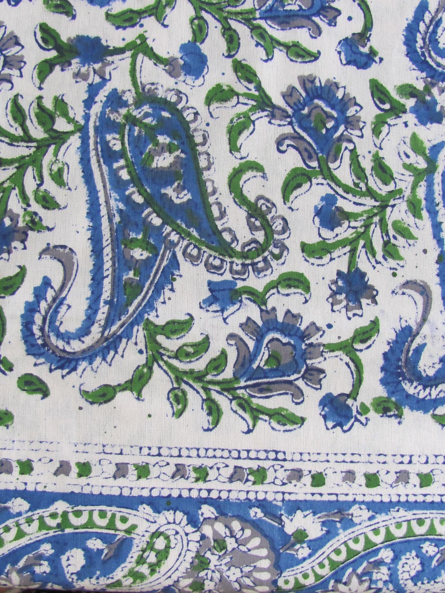 Grand Foulard , Indiase Beddensprei, Bohemian Slaapkamer, tafel kleed, picnickleed