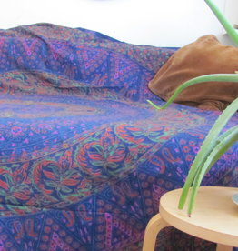 Bedsheet mandala, Tabel cloth, Grand Foulard, wall hanging