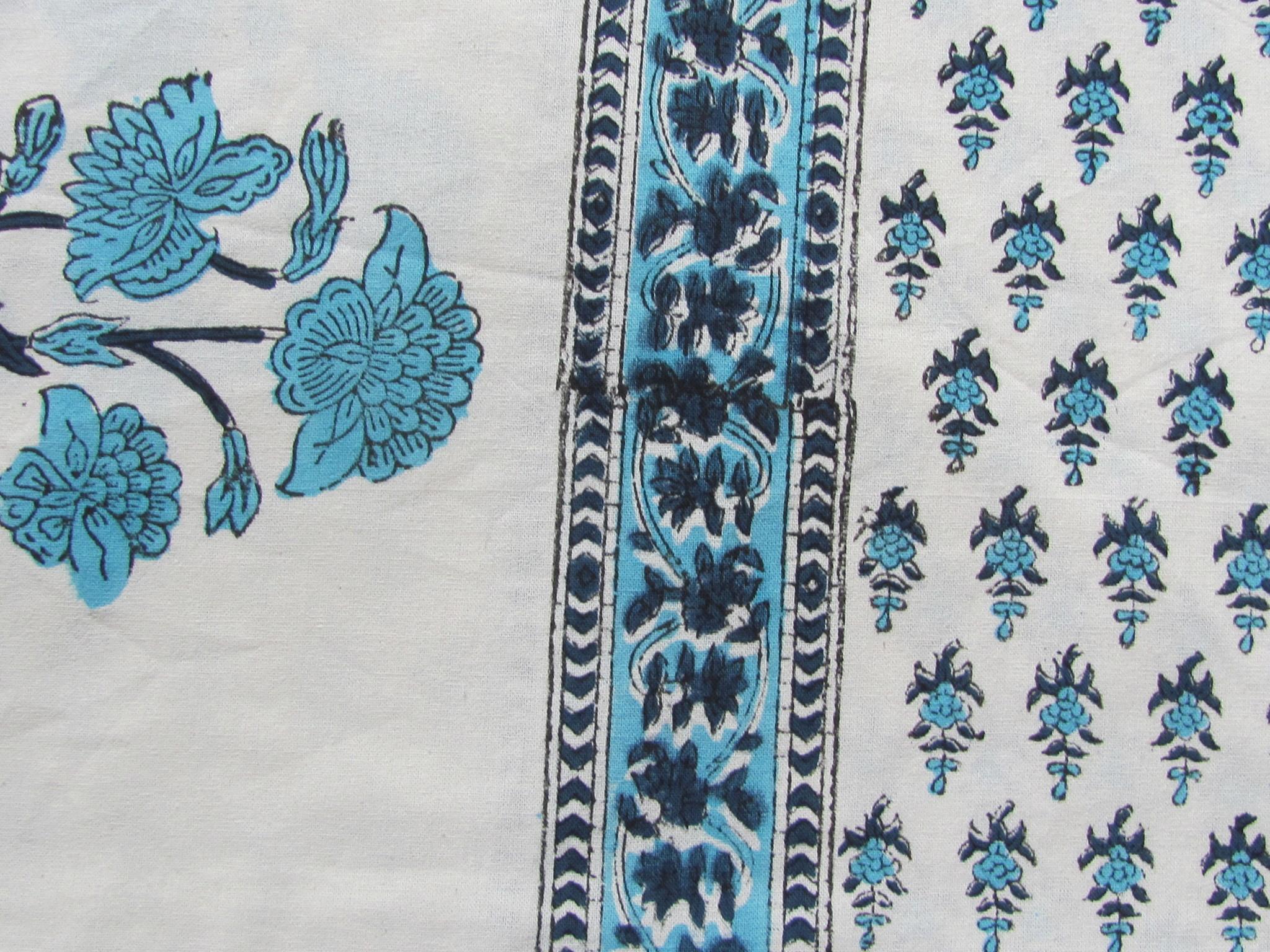 Bedsheet bohemian ,  grand foulard  tabelcloth