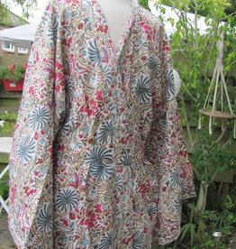 Kimono, dressing gown, bohemian lounge wear,