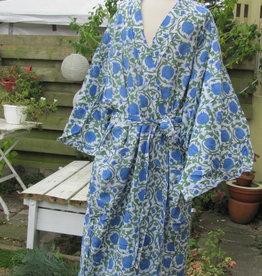 Kimono, dressing gown , bohemian home wear