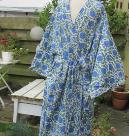 Kimono, ochtendjas bohemian huis kleding