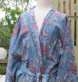 Kimono, ochtendjas,  lounge kleding,