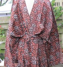 Kimono, dressing gown, lounge clothes,