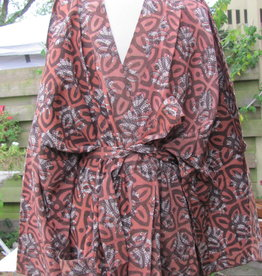 Kimono, ochtendjas,  lounge kleding