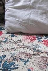 Beddensprei gudri, statement  stof double bohemian romantische slaapkamer sprei