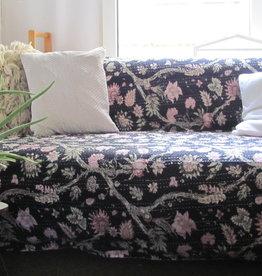 Beddensprei gudri, twee persoons bohemian  slaapkamer sprei