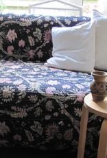 Bedspread  / grandfoulard Gudri  double bohemian gypsy  counterpane