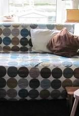 Beddensprei gudri, retro  stoftwee persoons bohemian  slaapkamer sprei
